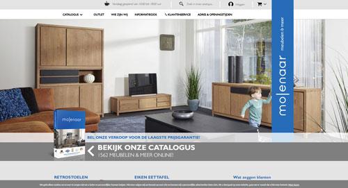 molenaar meubelen psd design zu html wordpress magento. Black Bedroom Furniture Sets. Home Design Ideas